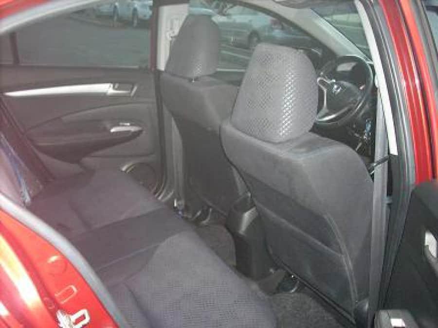 2009 Honda City - Interior Rear View