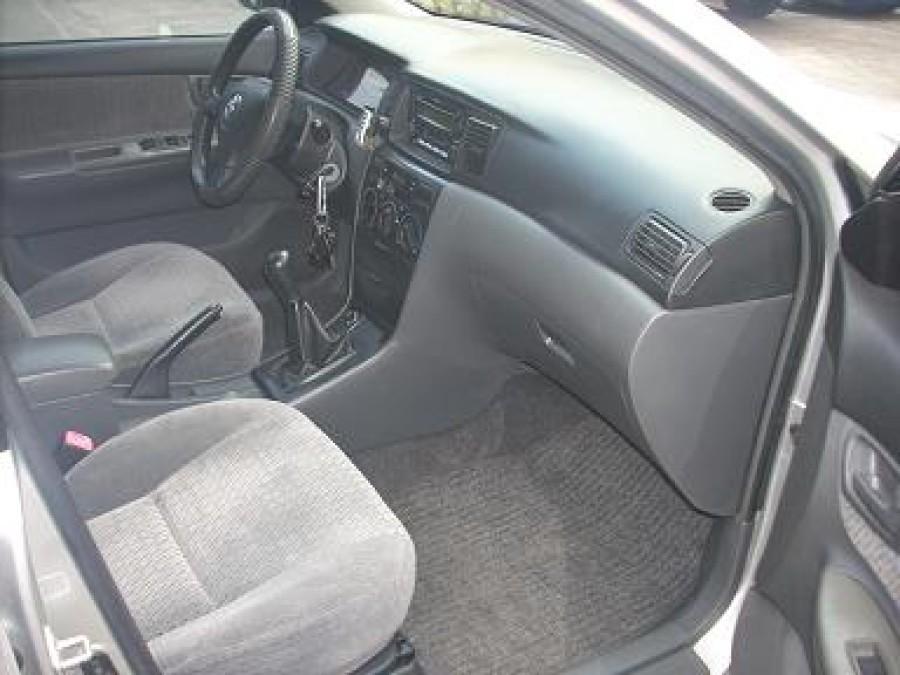 2004 Toyota Corolla Altis J - Interior Front View
