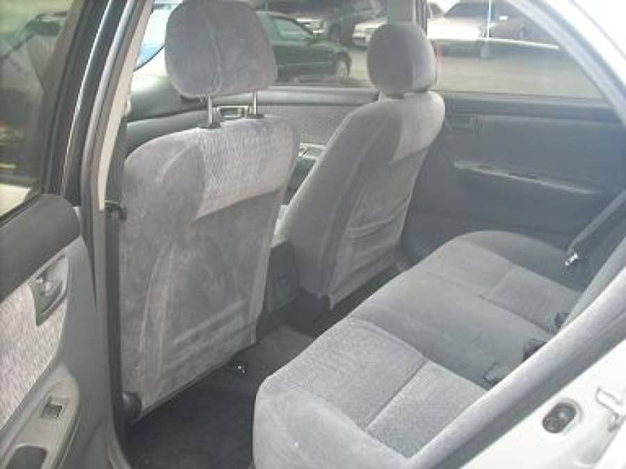 2004 Toyota Corolla Altis J - Interior Rear View