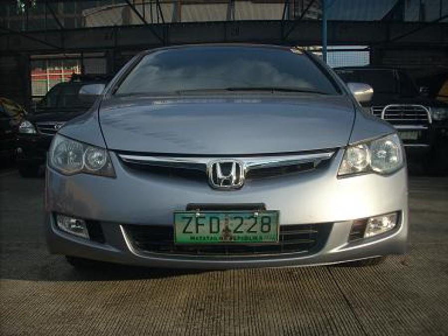 2006 Honda Civic - Front View