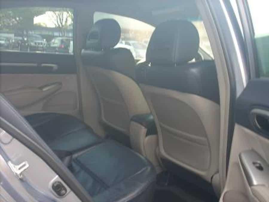 2006 Honda Civic - Interior Rear View