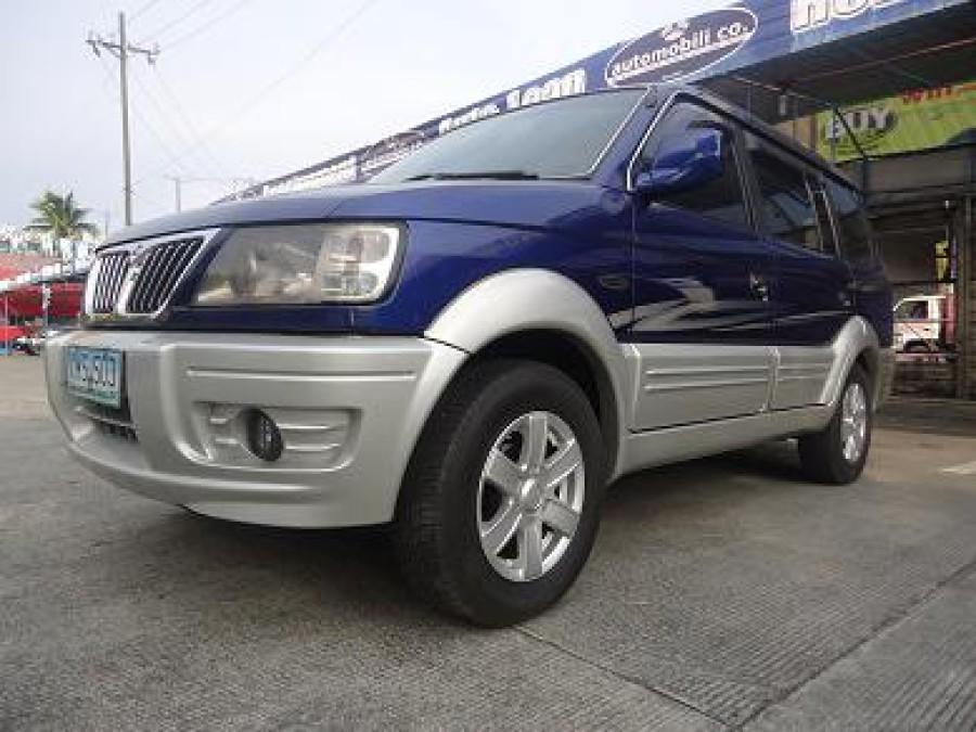 2003 Mitsubishi Adventure - Front View