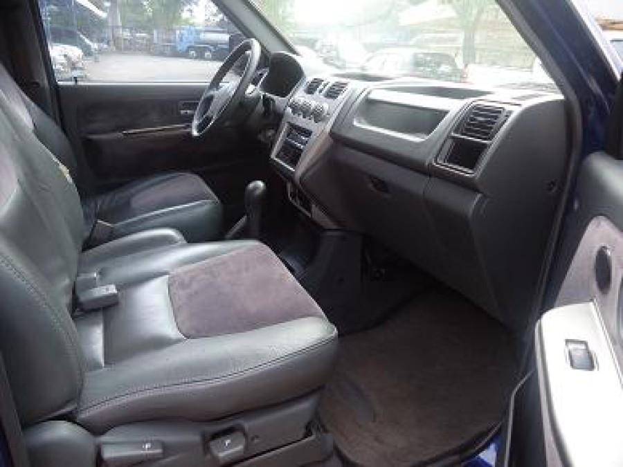 2003 Mitsubishi Adventure - Interior Front View