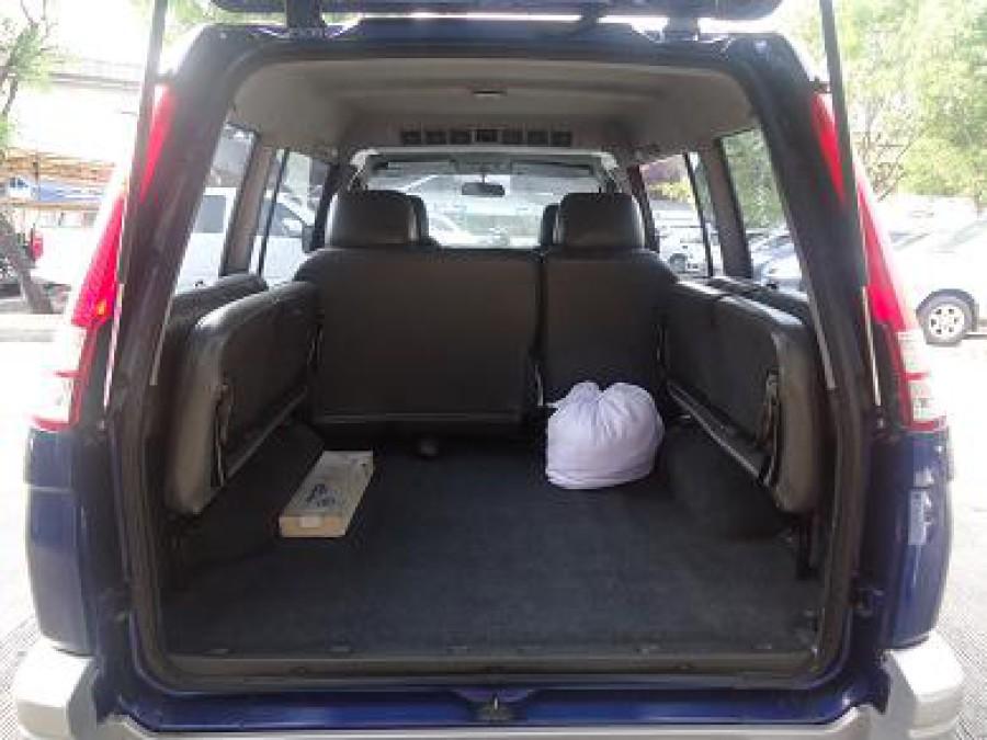 2003 Mitsubishi Adventure - Interior Rear View