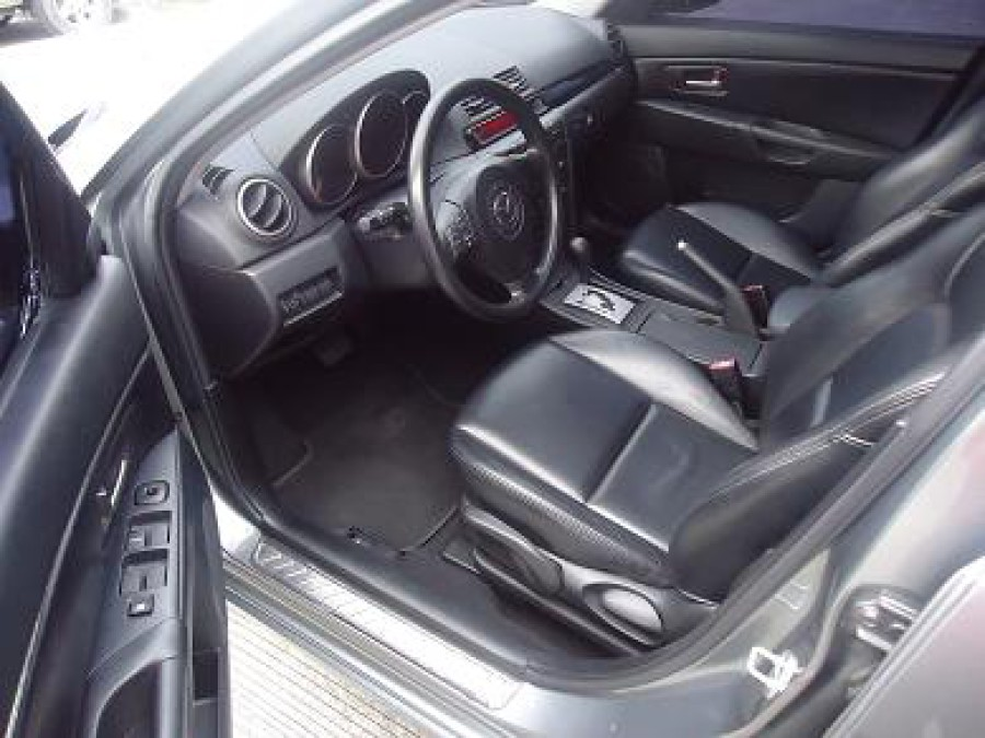 2005 Mazda 3 - Interior Front View