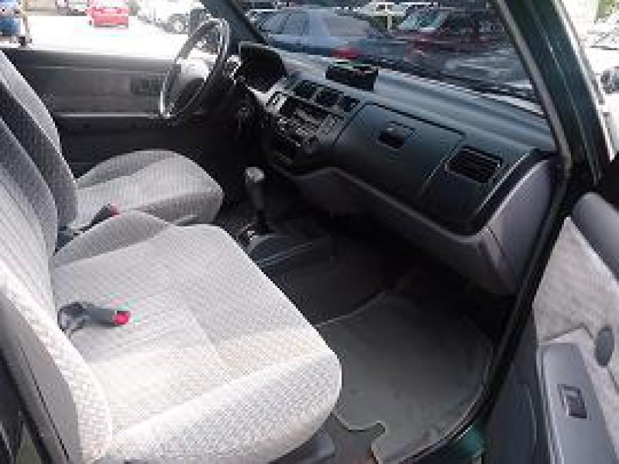 2001 Toyota Revo - Interior Front View
