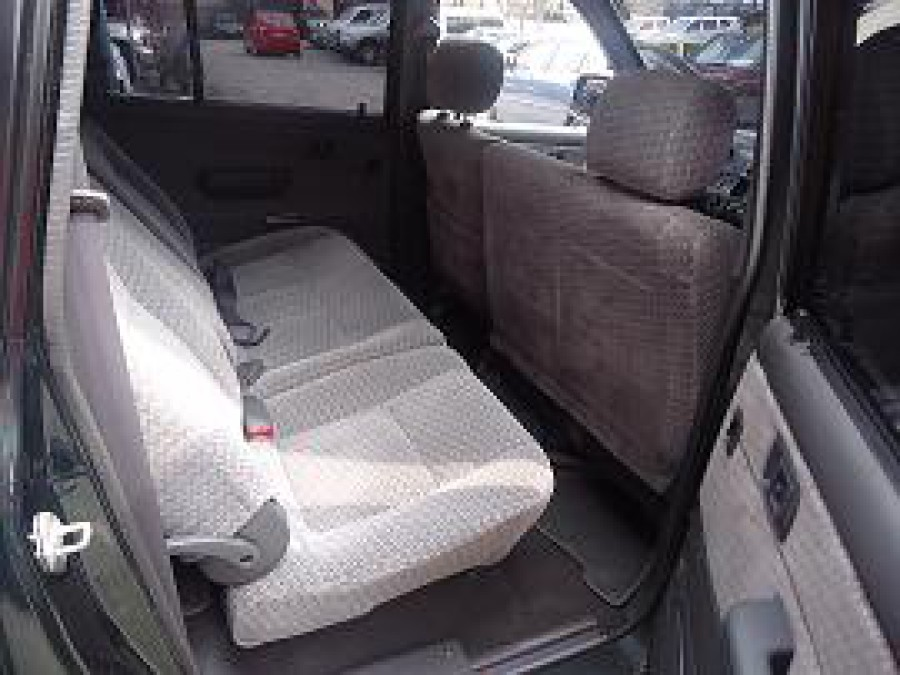 2001 Toyota Revo - Interior Rear View