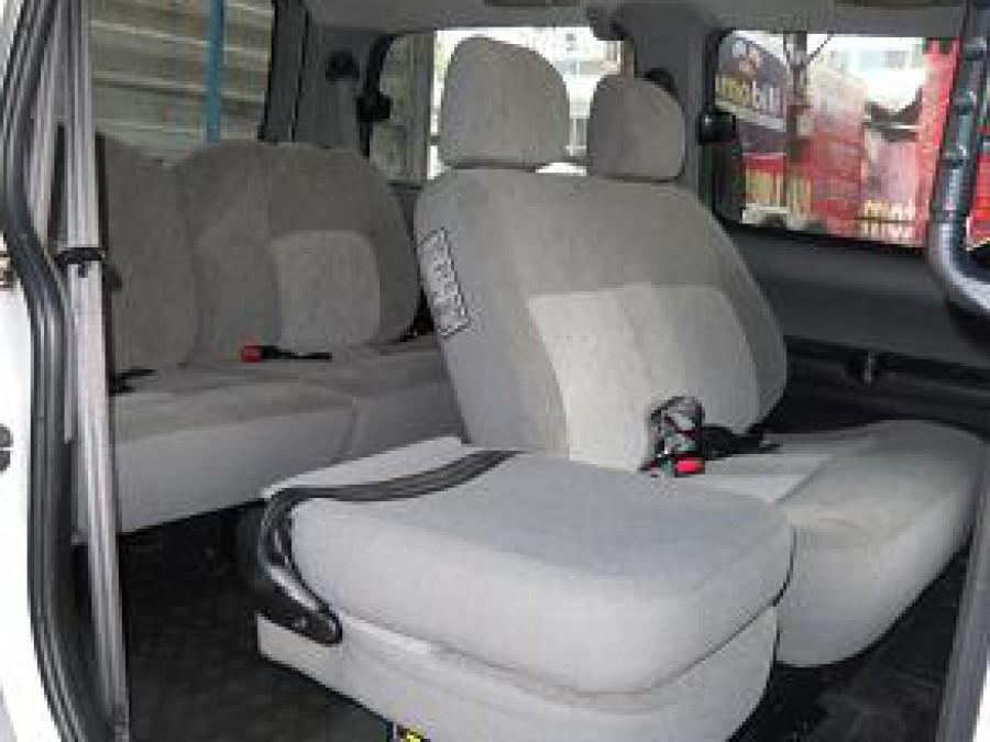 2005 Hyundai Starex - Interior Rear View