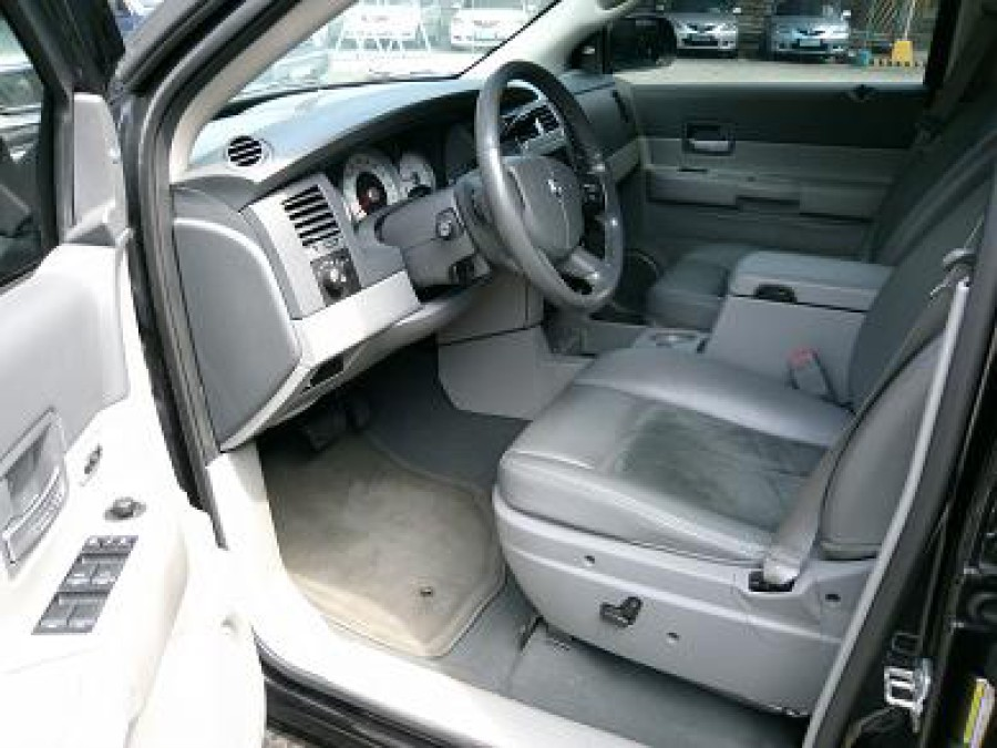 2008 Dodge Durango - Interior Front View