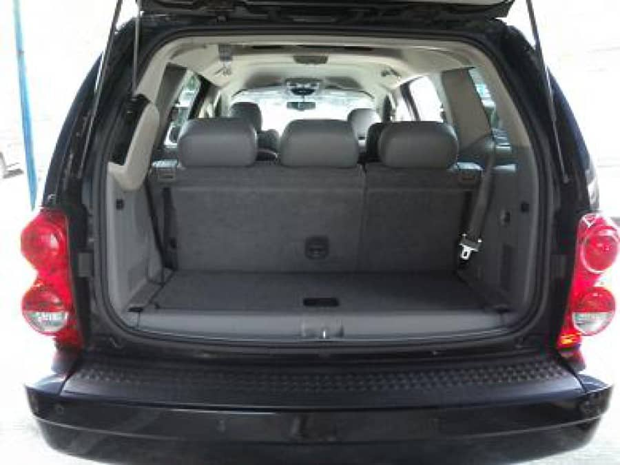2008 Dodge Durango - Rear View