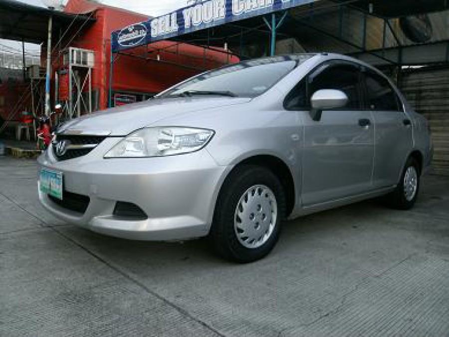 2006 Honda City E - Front View