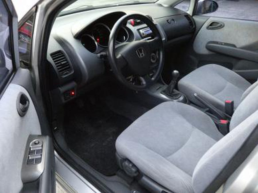 2006 Honda City E - Interior Front View