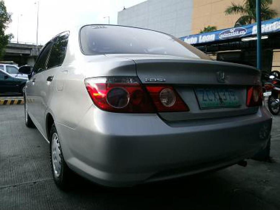 2006 Honda City E - Rear View