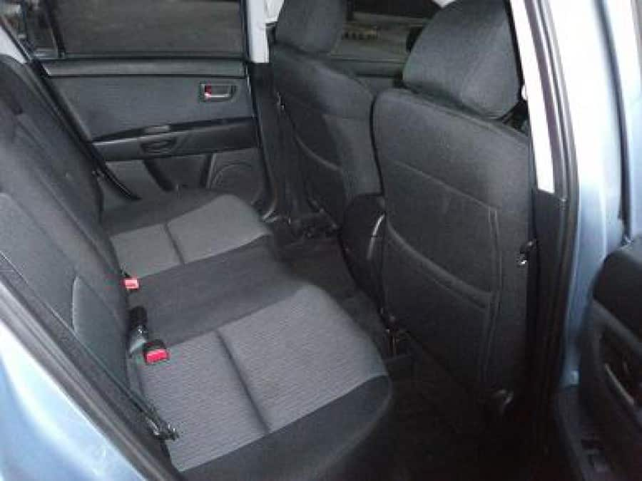 2008 Mazda 3 - Interior Rear View