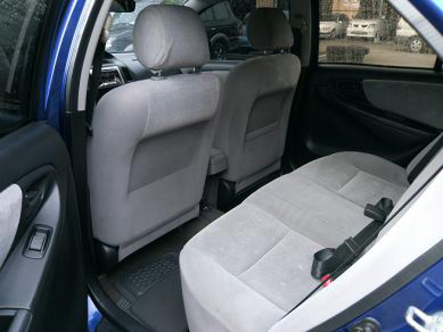 2006 Toyota 4Runner - Interior Rear View