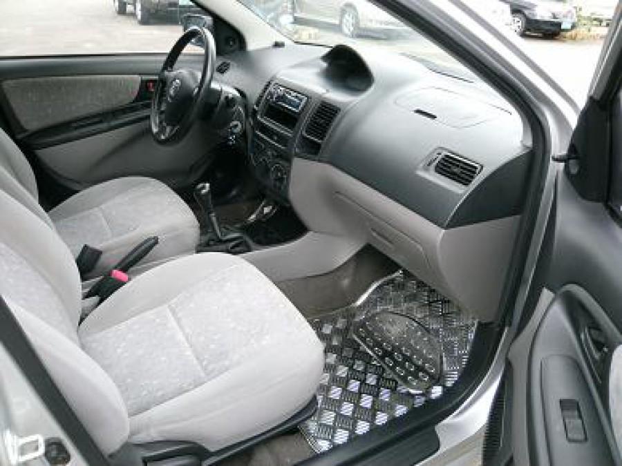 2005 Toyota Vios - Interior Front View