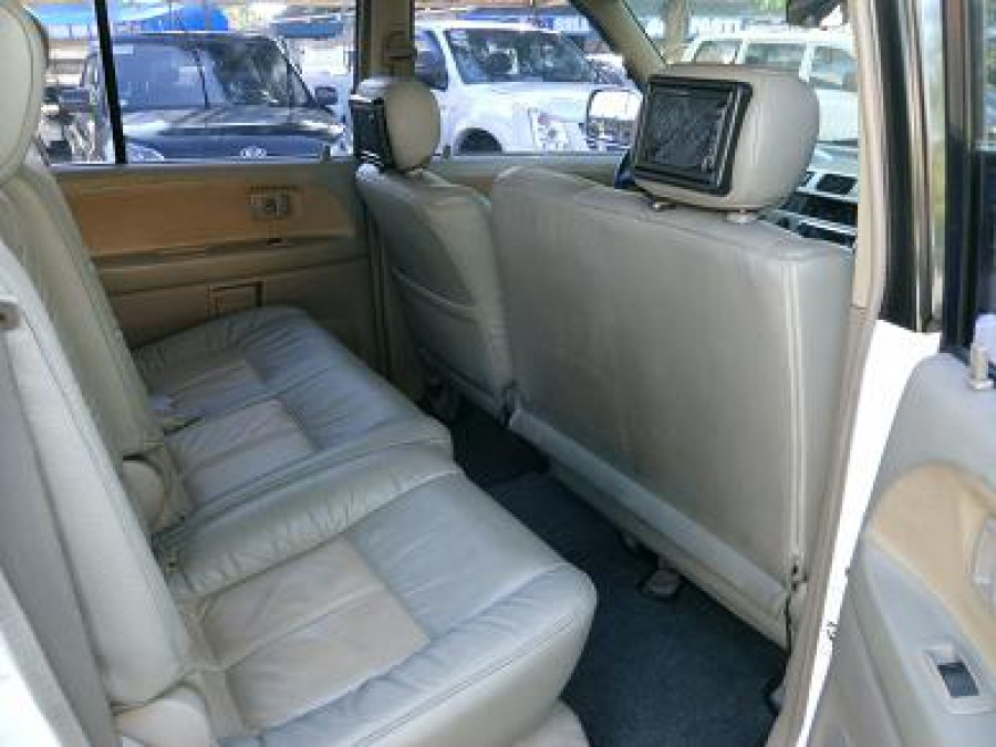 2003 Toyota Revo - Interior Rear View