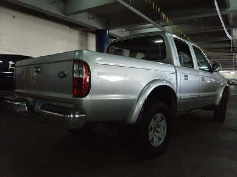 2005 Ford Ranger - Rear View