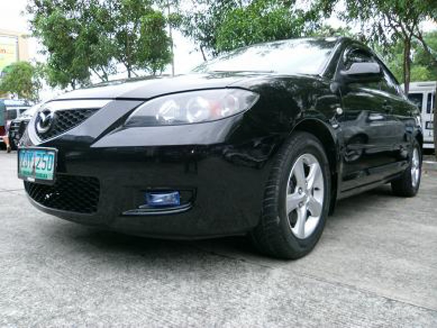 2007 Mazda 3 - Front View
