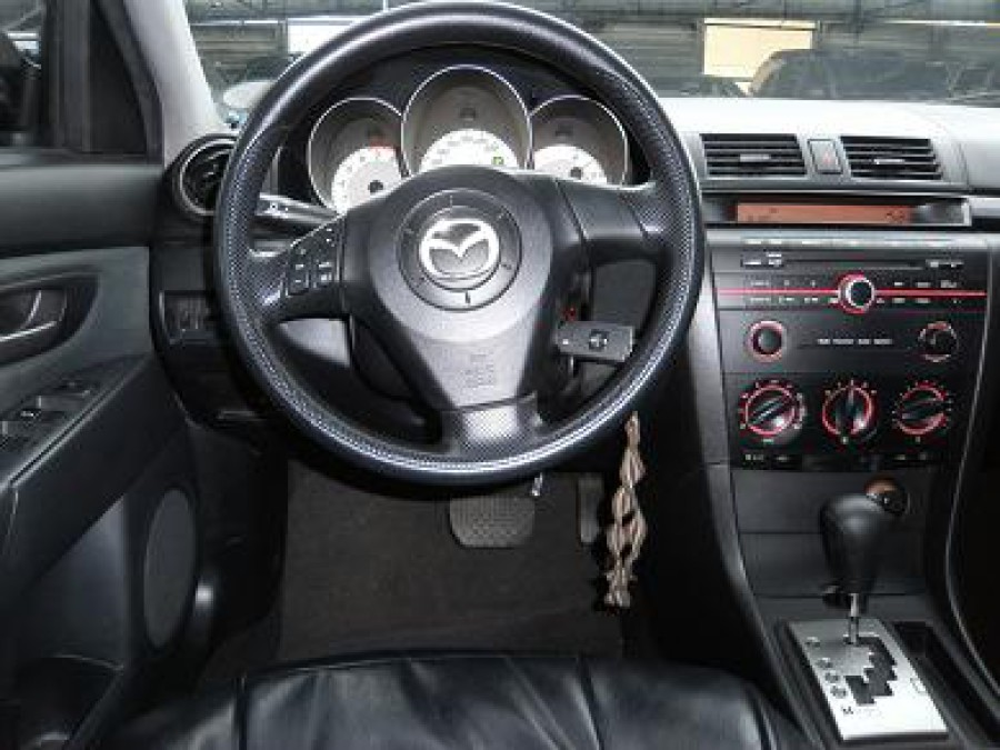 2007 Mazda 3 - Interior Front View