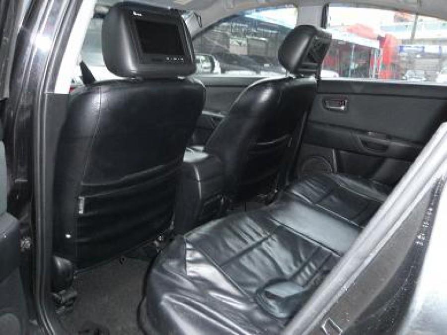 2007 Mazda 3 - Interior Rear View