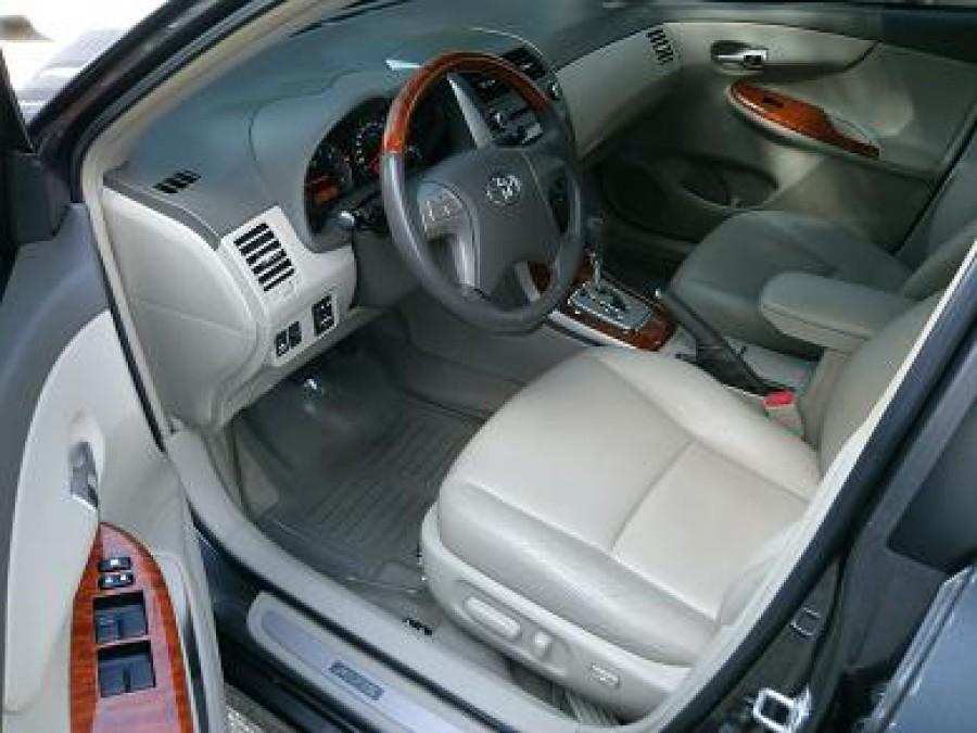 2008 Toyota Corolla Altis V - Interior Front View