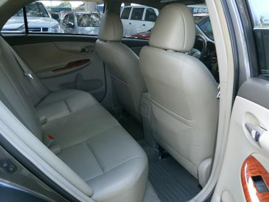 2008 Toyota Corolla Altis V - Interior Rear View