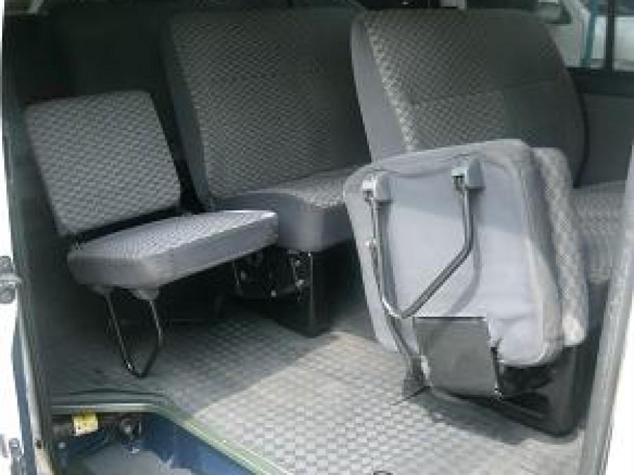 2003 Toyota HiAce - Interior Rear View
