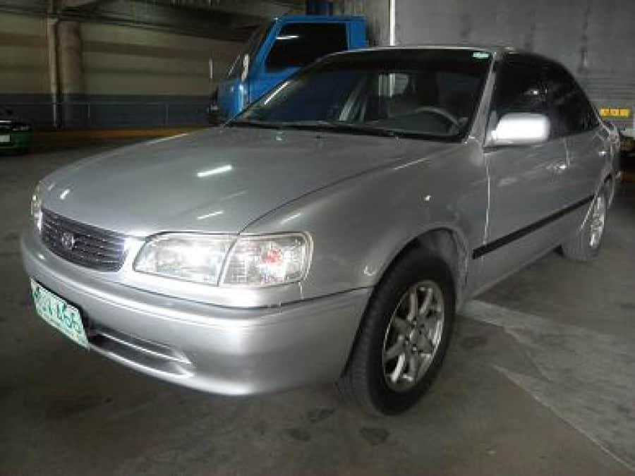 1998 Toyota Corolla - Rear View