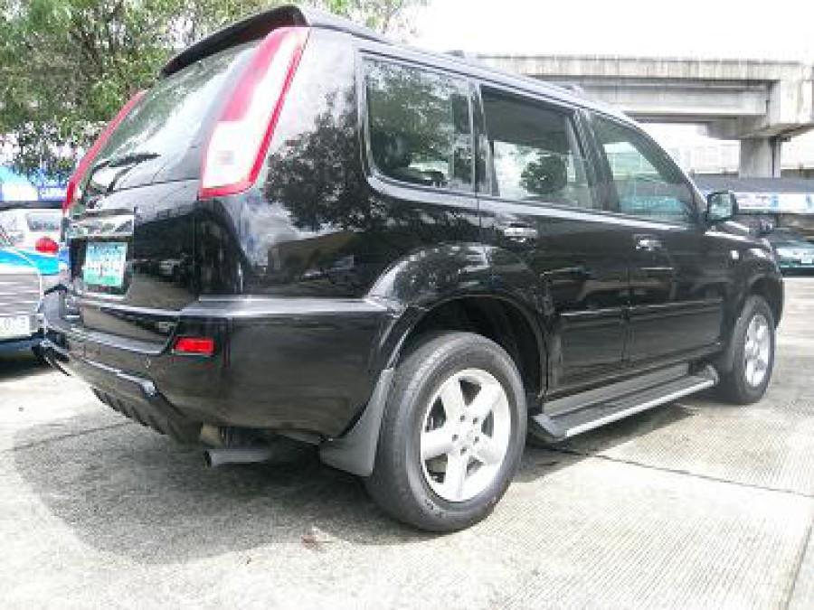 2003 Nissan X-Trail - Rear View