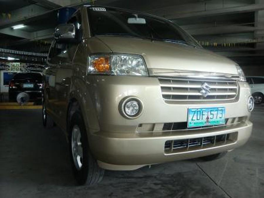 2006 Suzuki APV - Front View