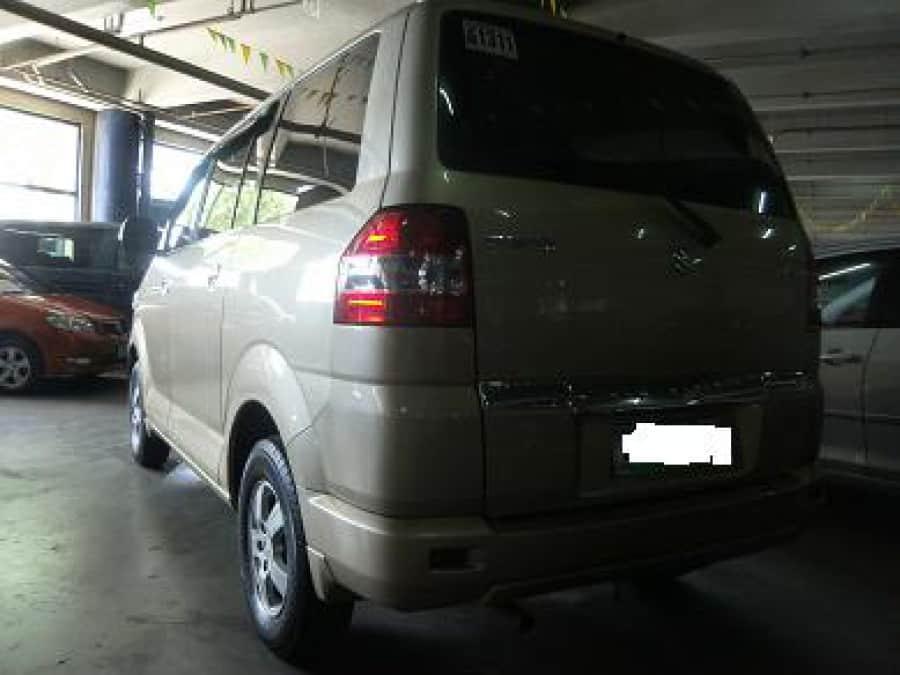 2006 Suzuki APV - Rear View