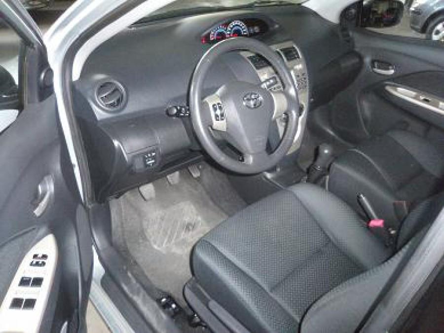 2008 Toyota Vios - Interior Front View