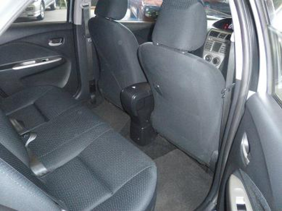 2008 Toyota Vios - Interior Rear View