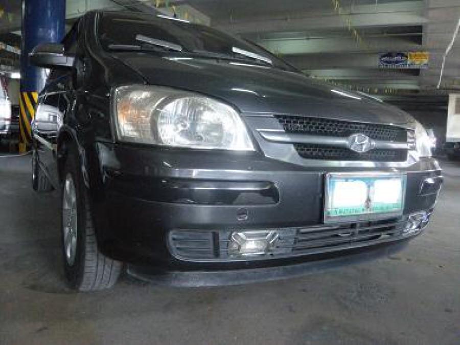 2005 Hyundai Getz - Front View