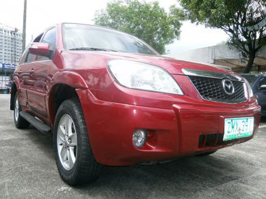 2008 Mazda Tribute - Front View