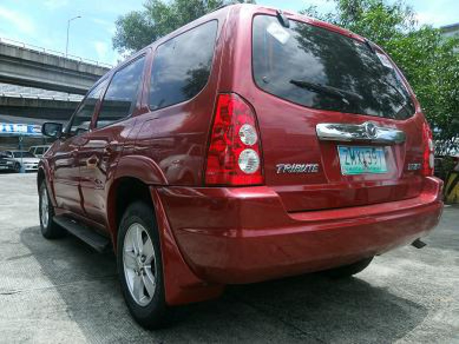 2008 Mazda Tribute - Rear View