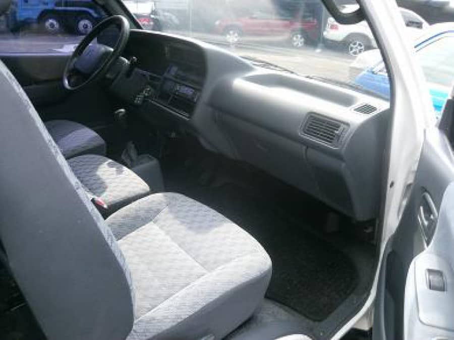 2000 Toyota HiAce - Interior Front View