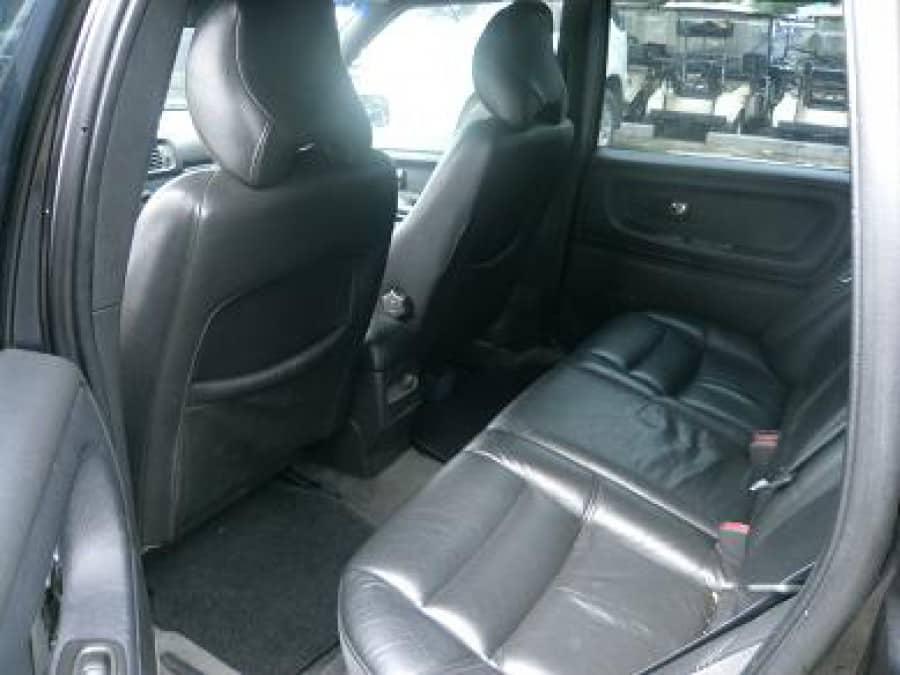 1999 Volvo S70 - Interior Rear View