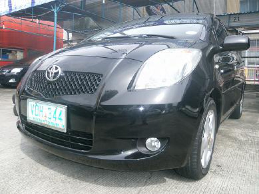 2007 Toyota Yaris - Front View