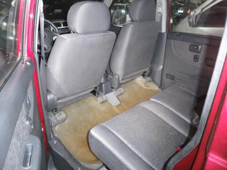 2006 Suzuki APV - Interior Rear View
