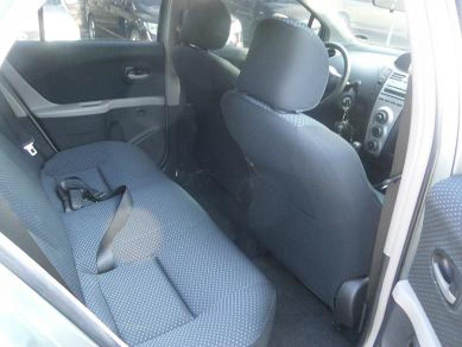 2008 Toyota Yaris - Interior Rear View