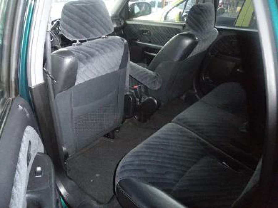 2004 Honda CR-V - Interior Rear View