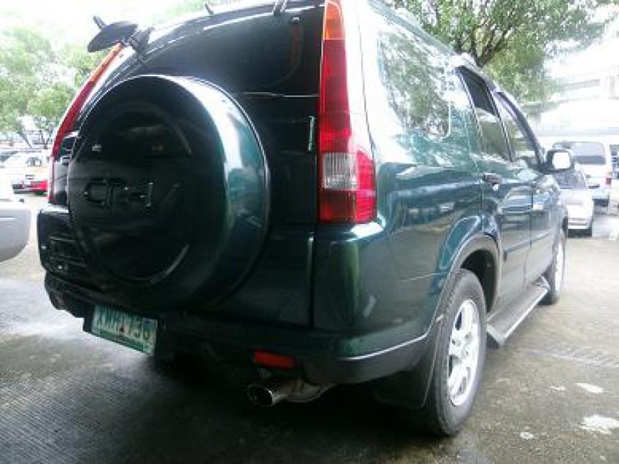 2004 Honda CR-V - Rear View