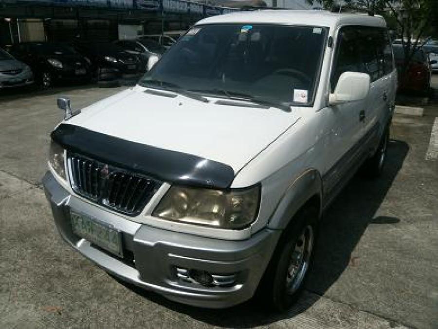 2002 Mitsubishi Adventure - Front View