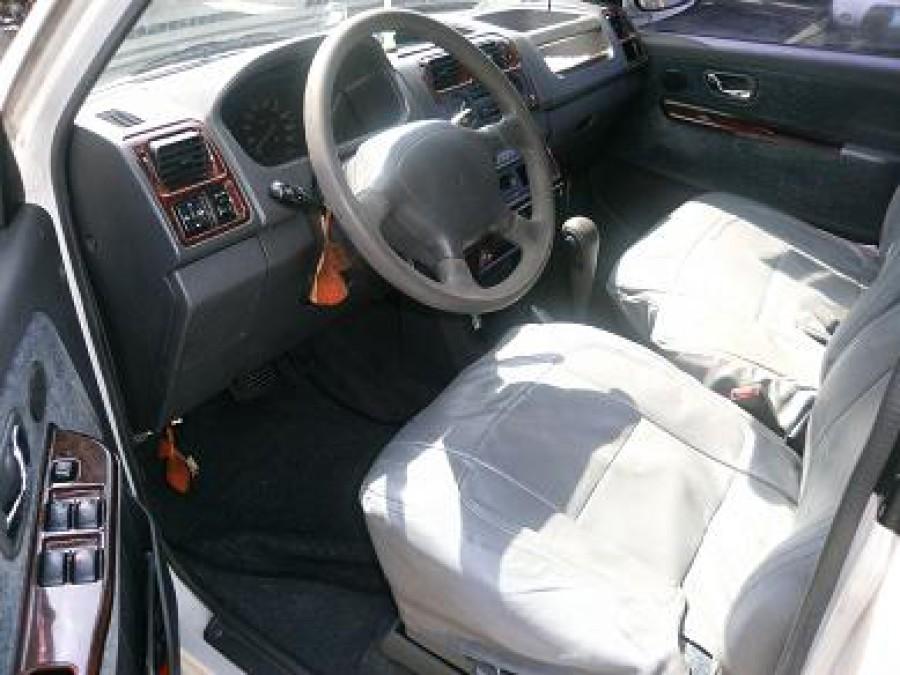 2002 Mitsubishi Adventure - Interior Front View