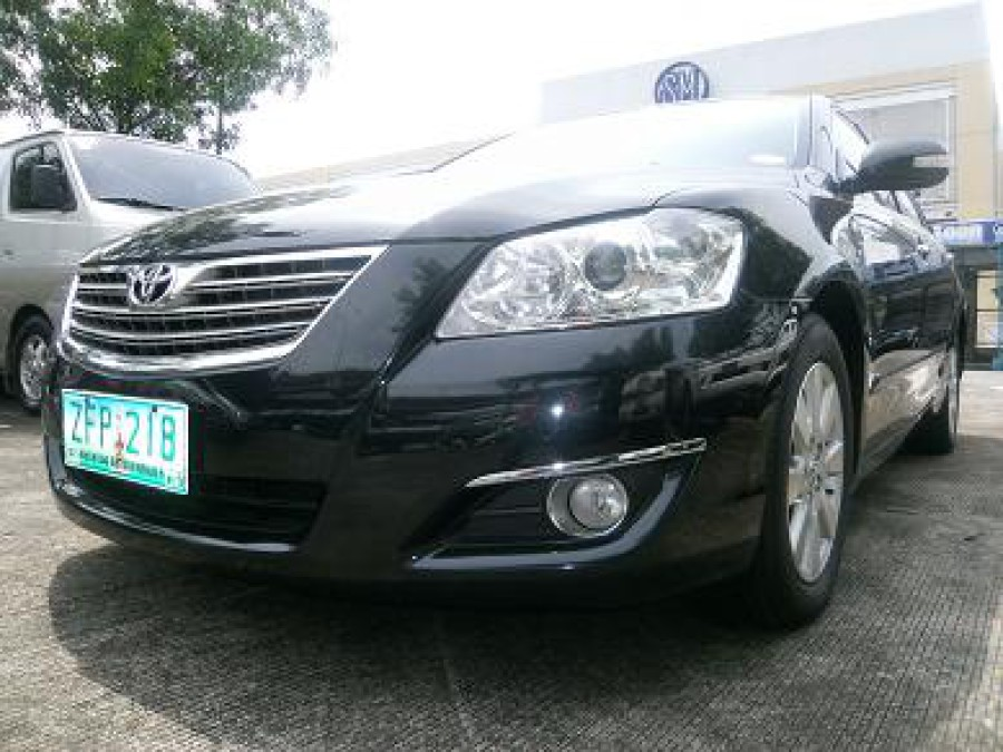 2006 Toyota Camry - Front View