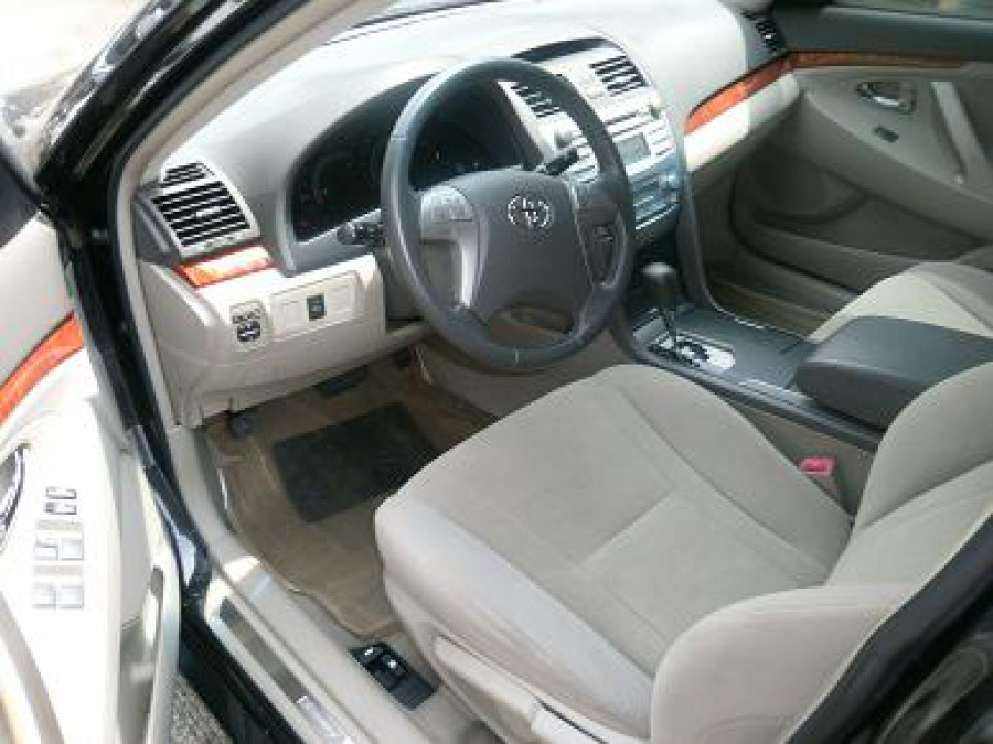 2006 Toyota Camry - Interior Front View