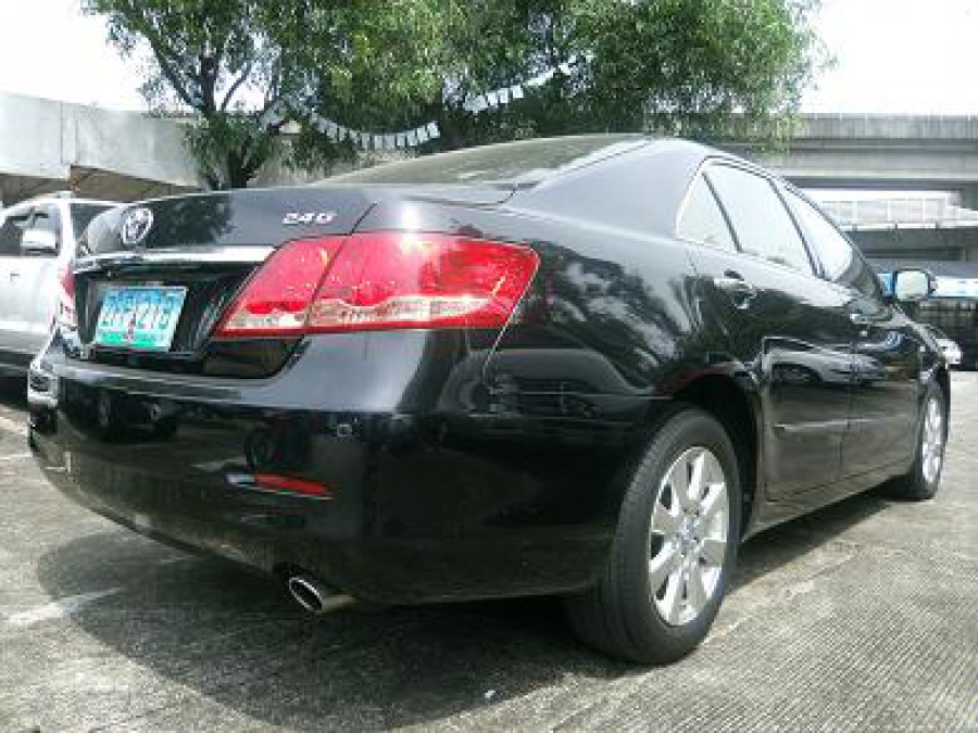 2006 Toyota Camry - Rear View