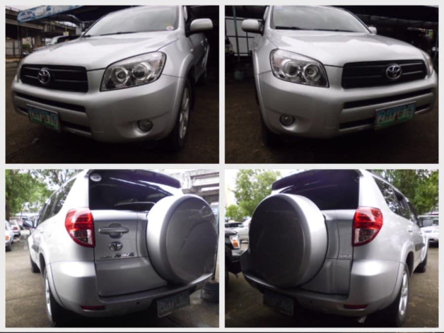 2007 Toyota RAV4 - Front View